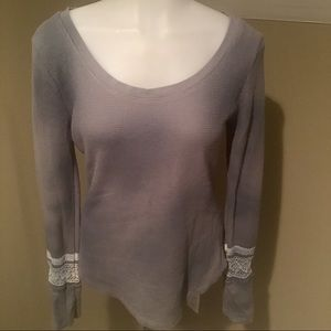 Threads 4 Thought Waffle Thermal Long Sleeve Top